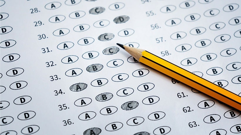 PTE Listening multiple choice single answer introduction