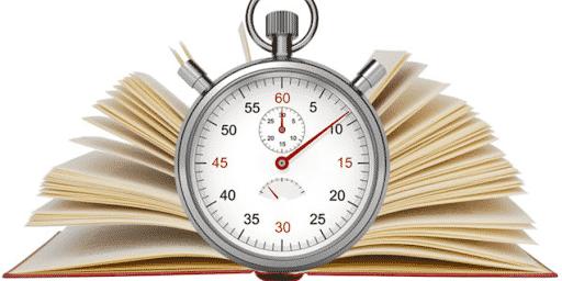 PTE Read Aloud reading fast