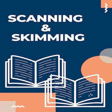 PTE Reading multiple choice multiple answers skimming scanning
