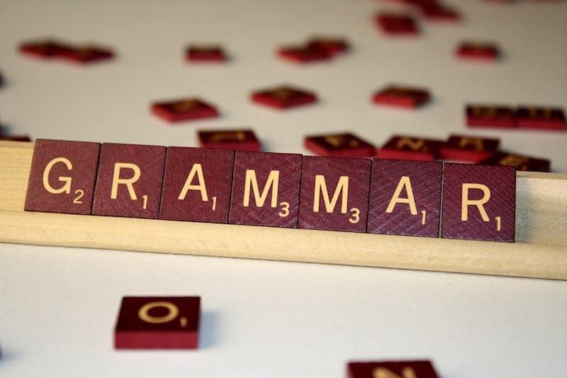 PTE Reorder Paragraphs Tip - Review Grammar