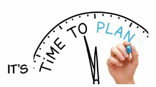 PTE summarize text Tip - Plan your time